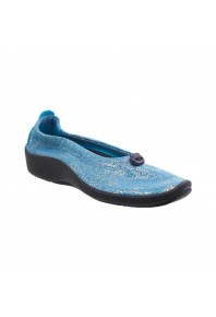 Arcopedico Ballerina Turquoise L14 sz 40