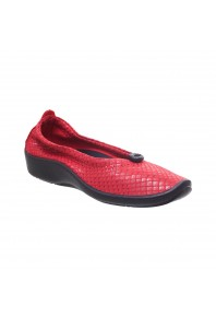 Arcopedico Ballerina Red Diamond L14