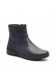 Klouds Belle Boot Navy