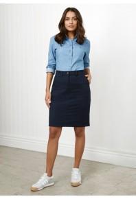 Biz Lawson Chino Skirt