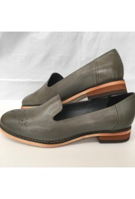 Imperial Loafer Grey sz 6, 8, 9