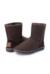 Burke & Wills Wooly Oilskin Boots