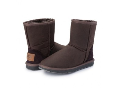 Burke & Wills Wooly Oilskin Boots
