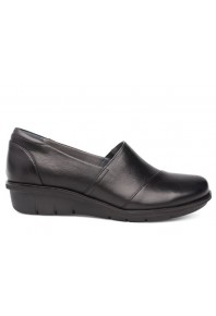 Dansko Julia Black Milled Nappa