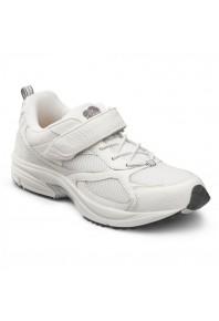 Dr Comfort Mens Endurance Sneaker White
