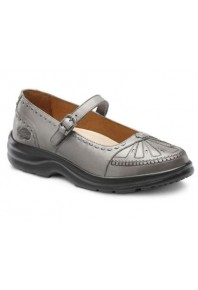 Dr Comfort Paradise Mary Jane Pewter