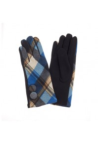 IVYS Tartan Gloves