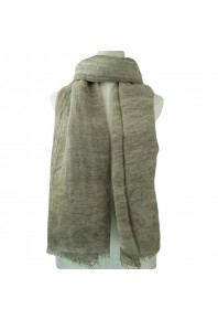 IVYS Scarf Coffee Ombre