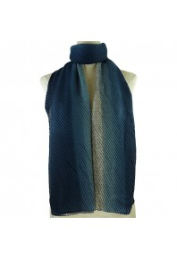 IVYS Fade Out Scarf Grey/Navy