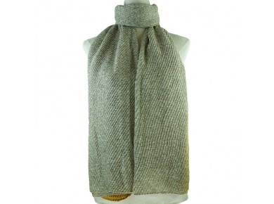 IVYS Fade Out Scarf Grey/Yellow