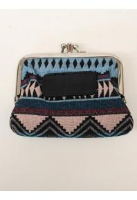 Journie Moroccan Threads clip purse