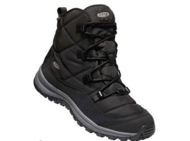 Keen Terradora Ankle Boot WP Black/Steel Grey sz 8.5
