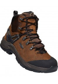 Keen Mens Wild Sky Leather Hiking Boots sz 9.5