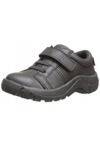 Keen Kids Austin II Black Leather sz 9, 10