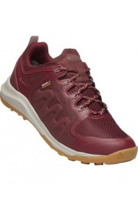 Keen Womens Explore Lace-up WP Port