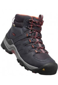 Keen Mens Gypsum II Mid WP India Ink/Burnt Ochre