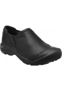 Keen Austin Slip-On Black