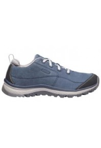 Keen Terradora Low Leather Blue Nights sz 7