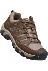 Keen Mens Oakridge Waterproof Cascade Brindle