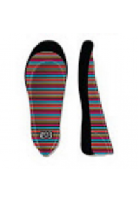 Luv Flats Youth - Multi Stripe