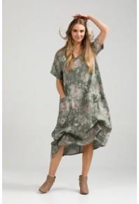 MRSV Primavera Dress Patterned