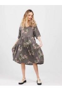 MRSV Stella Linen Dress Patterns