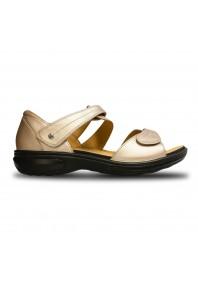Revere Geneva Heel Counter Sandal Champagne 010268284