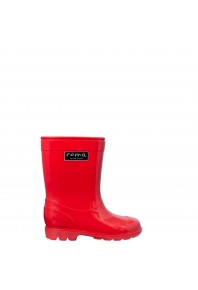 Roma ABEL RED KIDS RAIN BOOTS