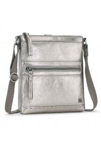The Sak Pax Swing Bag Pyrite metallic