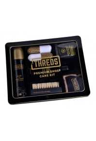 THREDS Premium Shoe Care Kit