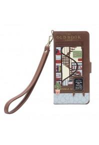 Vendula Old Book Shop Flip Phone Case *preorder*