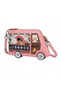Vendula Pizza Truck Pouch Bag *preorder*