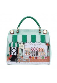 Vendula Chocolatier Mint Charlotte Bag *AU Exclusive**