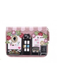 Vendula Beauty Lounge Small Zip Around Wallet - Pre-order