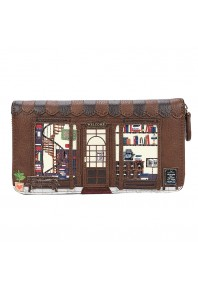 Vendula Old Book Shop Lg Wallet