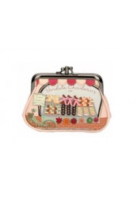Vendula Chocolatiers Clipper Coin Purse