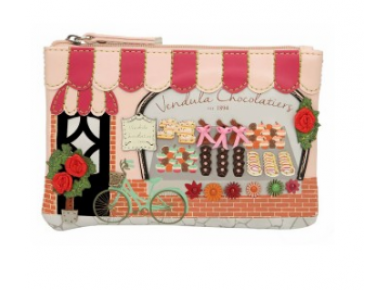 Vendula Chocolatiers Zipped Coin Purse