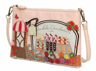 Vendula Chocolatier Pouch Bag