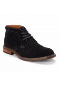 Vionic Mens Chase Boot Black sz 9