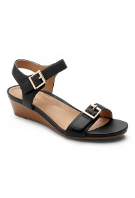 Vionic Frances  Heel Black