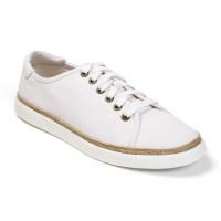 Vionic Hattie Sneaker White