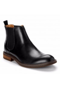 Vionic Kingsley Chelsea Boot Black