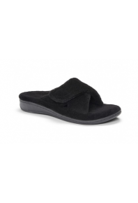 Vionic Indulge Relax Slippers Black