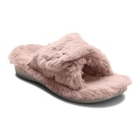 Vionic Plush Relax Slipper Blush