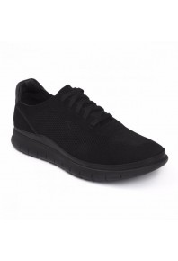 Vionic Tucker Casual Sneaker black