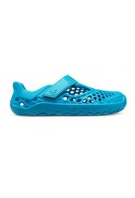 Vivobarefoot Kids Ultra Bloom Wave Blue sz 29